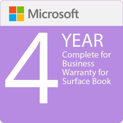 Surface Book - Microsoft Complete for Business (with ADP) - 4 Years