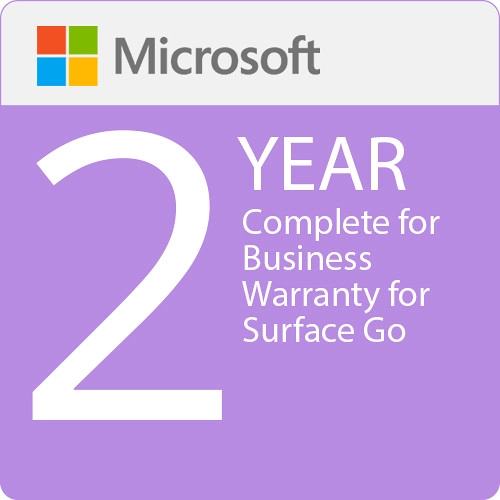 Surface Go - Microsoft Complete for Business (with ADP) - 2 Years