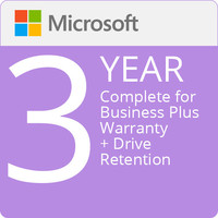 Surface Pro X - Microsoft Complete for Business Plus (with ADP + Drive Retention) - 3 Years