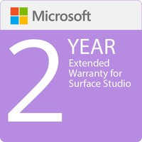 Surface Studio - Microsoft Extended Hardware Service (EHS) Plan - 2 Years