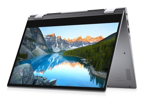 Dell Inspiron 14 5000 Series 2-in1 (5406) (4-Year Warranty) - 11th Generation Intel Core  i5-1135G7 Processor - 8GB - 256GB M.2 PCIe NVMe SSD - 14.0-inch FHD (1920 x 1080) WVA LED-Backlit Touch Display