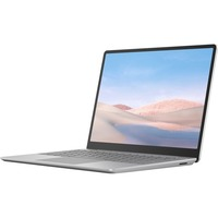 "Microsoft Surface Laptop Go 12.4"" Touchscreen Notebook - 1536 x 1024 - Intel Core i5 - 16 GB RAM - 256 GB SSD - Platinum - Windows 10 Pro - Intel UHD Graphics - PixelSense - IEEE 802.11ax Wireless LAN Standard"