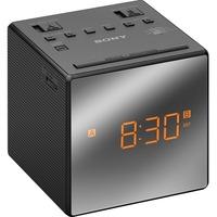 Sony Clock Radio - 100 mW RMS - Mono - 2 x Alarm - AM, FM