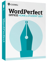 WordPerfect Office 2021 Home and Student