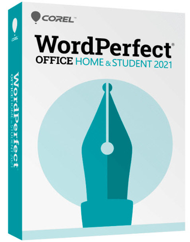 WordPerfect Office 2021 Home and Student (Download)