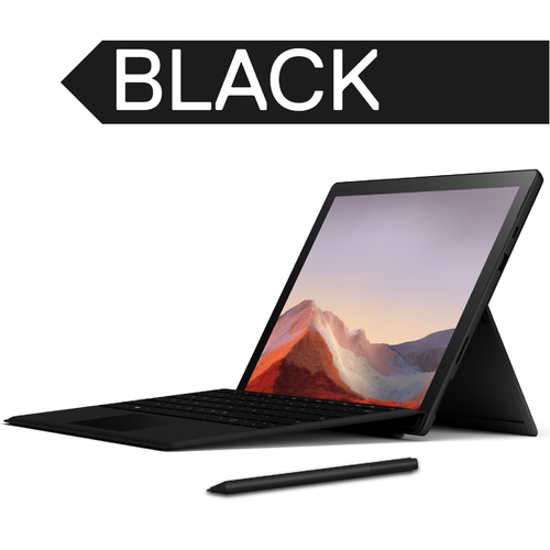 Surface Pro 7+ Bundle w/Type Cover & Pen i5/8GB/256 SSD