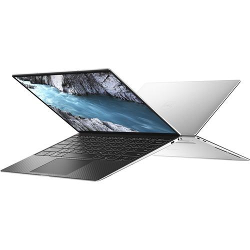 """Dell XPS 13 9310 13.4"""" Notebook - Full HD Plus - 1920 x 1200 - Intel Core i5 (11th Gen) i5-1135G7 Quad-core (4 Core) - 8 GB RAM - 256 GB SSD - Platinum Silver, Black - Windows 10 Pro - Intel Iris Xe Graphics - English Keyboard - IEEE 802.11ax Wireless LAN Standard"""