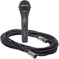 Microphone with XLR Plug