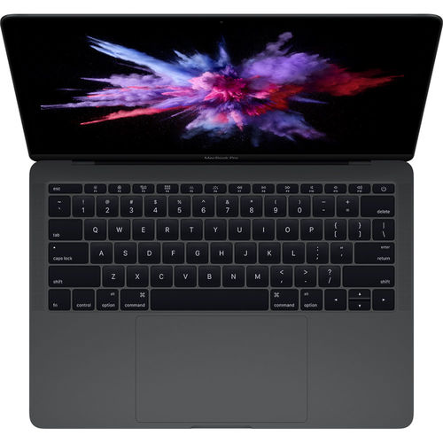 13-inch MacBook Pro: Apple M1 chip with 8 core CPU and 8 core GPU - Space Gray