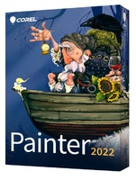 Painter 2022 Education Edition (Electronic Software Delivery)