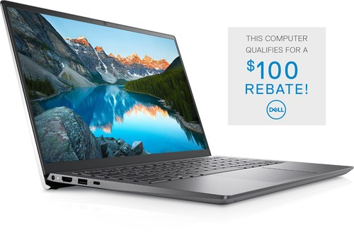 Dell Inspiron 14 5410 2-in-1 Computer Config 1 Touch - i5-1135G7-8-256GB T Silver 14in FHD 1 Year Onsite Warranty BTS 2021