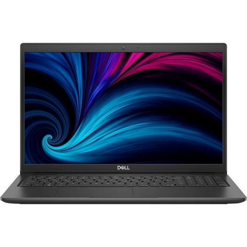 "Dell Latitude 3000 3520 15.6"" Notebook - HD - 1366 x 768 - Intel Core i3 (11th Gen) i3-1115G4 Dual-core (2 Core) 3 GHz - 4 GB RAM - 500 GB HDD - Black - Intel Chip - Windows 10 Pro - Intel UHD Graphics - Twisted nematic (TN) - English (US) Keyboard - IEEE 802.11ax Wireless LAN Standard"