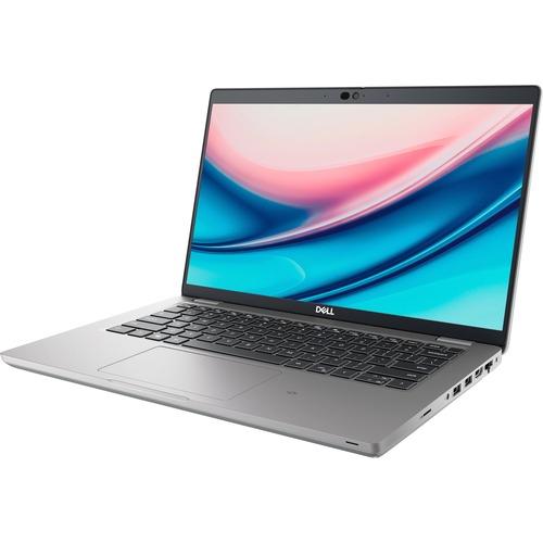 "Dell Latitude 5000 5421 14"" Notebook - Full HD - 1920 x 1080 - Intel Core i5 (11th Gen) i5-11400H Hexa-core (6 Core) 2.70 GHz - 8 GB RAM - 256 GB SSD - Titan Gray Dull - Intel Chip - Windows 10 Pro - Intel UHD Graphics - In-plane Switching (IPS) Technology - English (US) Keyboard - IEEE 802.11ax Wireless LAN Standard"