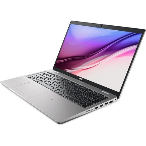 "Dell Latitude 5000 5521 15.6"" Notebook - Full HD - 1920 x 1080 - Intel Core i5 (11th Gen) i5-11400H Hexa-core (6 Core) 2.70 GHz - 8 GB RAM - 256 GB SSD - Titan Gray - Intel Chip - Windows 10 Pro - Intel UHD Graphics - In-plane Switching (IPS) Technology - English (US) Keyboard - IEEE 802.11ax Wireless LAN Standard"