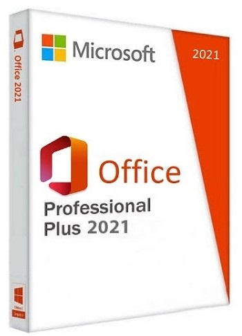 Microsoft Office Professional Plus 2021 for Windows only - not Mac (WAH Download)