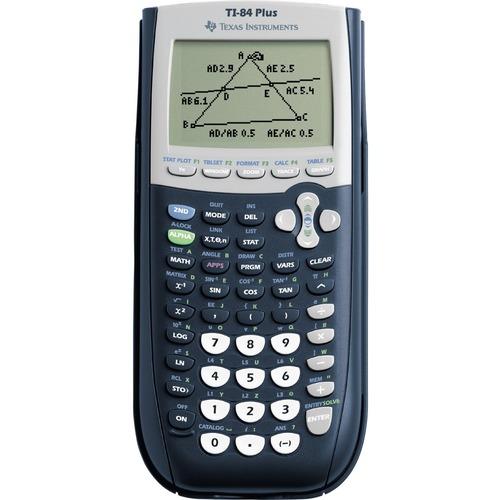 Texas Instruments 84 Plus Graphics Calculator