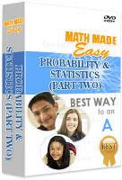 Probability & Statistcs Part 2