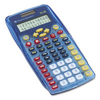 Texas Instruments TI-15 Explorer Math Calculator