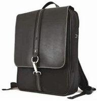 "15.4"" Paris SlimLine Backpack (Black)"