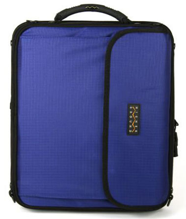 "Higher Ground 15"" Shuttle Laptop Case (Blue)"
