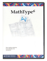 MathType 6.7 (Electronic Software Delivery)