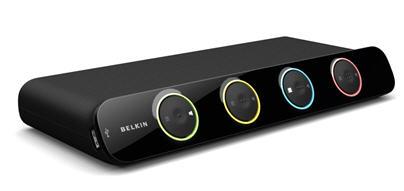 Belkin SOHO KVM 2-Port Switch