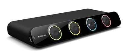 Belkin SOHO KVM 4-Port Switch