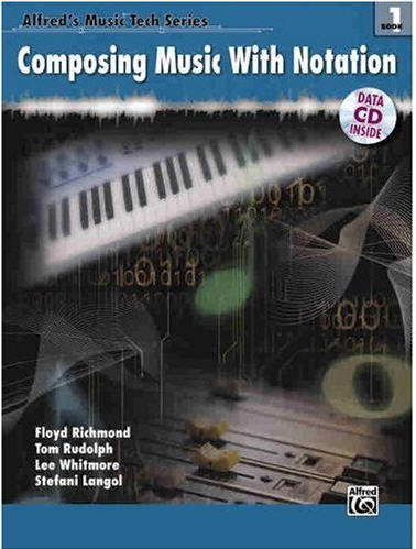 Alfred's Music Tech Series: Composing Music With Notation is a breakthrough method designed for elementary to high school students that can be used in a classroom setting or for individual study. Progressive and supplemental activities are included in each unit. Complete with an accompanying data CD that contains compatible files for most music notation software programs, Composing Music With Notation introduces and explains concepts that will help music students to have a broader understanding of the elements of music, become familiar with the operation of notation software programs, compose melodies and accompaniments on the computer, and use notation software to create their own arrangements! Best of all, no previous experience with musi