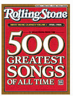 Rolling Stone Sheet Music Classics, Vol. 1: 1950s-1960s