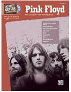 Ultimate Guitar Play-Along: Pink Floyd (Book/CD)