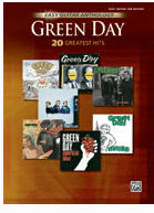 Green Day: Easy Guitar Anthology (EZ TAB)