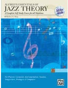 Alfred's Essentials of Jazz Theory is designed for jazz enthusiasts and musicians who want to learn jazz concepts and terminology. To get the most out of this course, it is recommended that you have a good understanding of basic theory, such as the lessons in Books 1 3 of Alfred's Essentials of Music Theory. The book contains lessons with both written and music reading exercises and ear training and listening are addressed through the included CDs. Each unit is complete with a review section. Playing and/or singing along with each example is encouraged throughout the book. The Self Study Course includes lessons, a complete answer key to check your work, and three listening and ear training CDs.  CATEGORY: Textbook   Jazz FORMAT: Book &