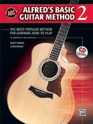 Alfred's Basic Guitar Method, Book 2 (Book & CD)