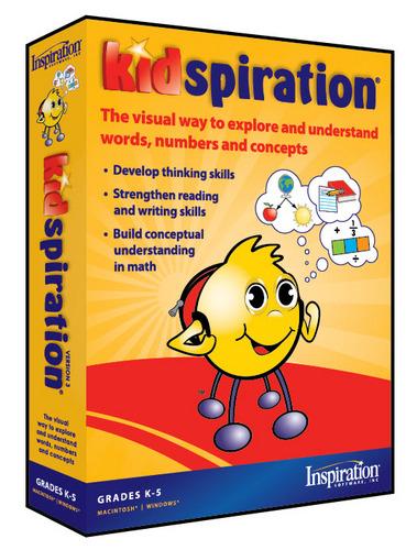 Kidspiration 3.0 Upgrade