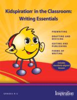 Kidspiration in the Classroom: Writing Essentials