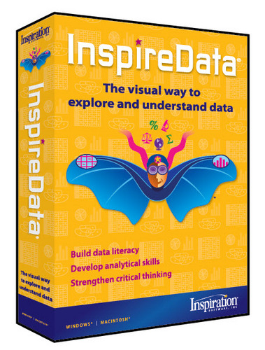 InspireData 1.5 (10-User Lab Pack)