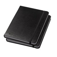 LiveScribe Dot Paper Journal Black 2 Pack 3-4 Lined
