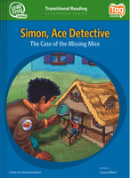 Tag Activity Storybook: Simon Ace Detective: Case of the Missing Mice
