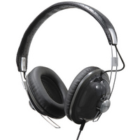 Panasonic RP-HTX7-K1 Stereo Headphone (Black)