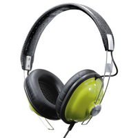 Panasonic RP-HTX7 Stereo Headphone (Green)