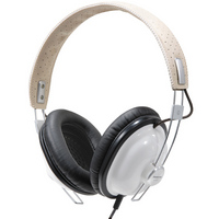 Panasonic RP-HTX7 Stereo Headphone (White)
