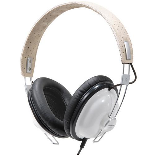 Panasonic RP-HTX7 Stereo Headphone (White)