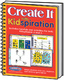 Visions Technology in Education Create It with Kidspiration 2&3 (50 User Lab Pack)