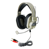 Deluxe Multimedia Headset with Mic