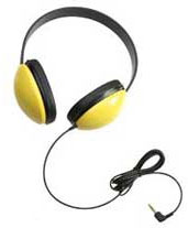 Listening First Headphone (Yellow)