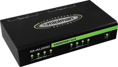 M-Audio USB MIDISPORT 4x4 Anniversary Edition