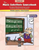 The Music Substitute Sourcebook, Grades 4-8