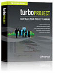 TurboProject 4.0 Professional (Electronic Software Delivery)