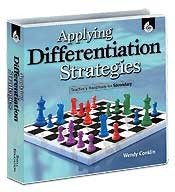 Applying Differentiation Strategies: Teacher's Handbook Secondary