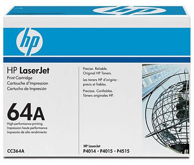 Black Toner Cartridge for LaserJet P4015, P4014 and P4515 Printer series